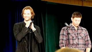 2016 supernatural vancon j2 gold panel