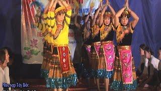 Múa sạp đẹp nhất miền Tây Bắc -  Đại Quang - Sơn Đông