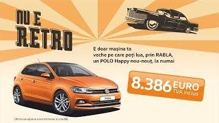 Oferta Volkswagen Polo - Rabla 2018