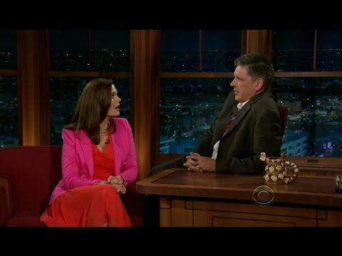Late Late Show with Craig Ferguson 4/20/2012 Emily Deschanel, Jerry Ferrara