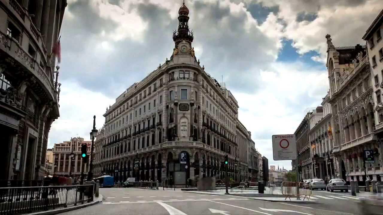 Time lapse de la ciudad de madrid por enrique pacheco - Montadores de pladur en madrid ...