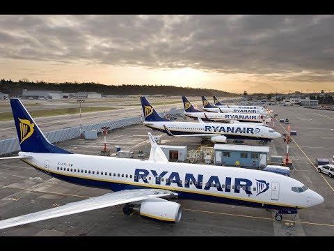 RYANAIR (РЕНАИР) - правила полета лоукостером. Багаж, Посадочный талон, Чек-ин, Доп платежи. Серия 4