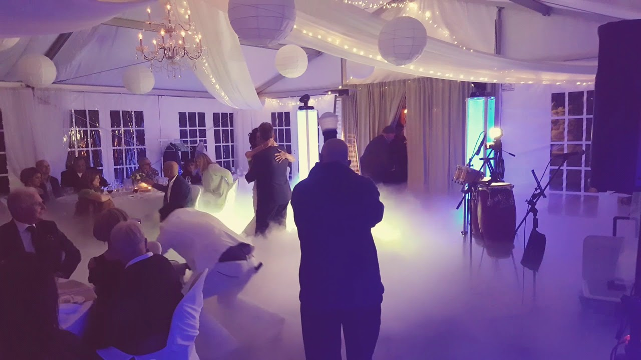 Son DJ Animation - Wedding Low fog effect / Fumée basse - DJ Mariage (DJ Carlos)