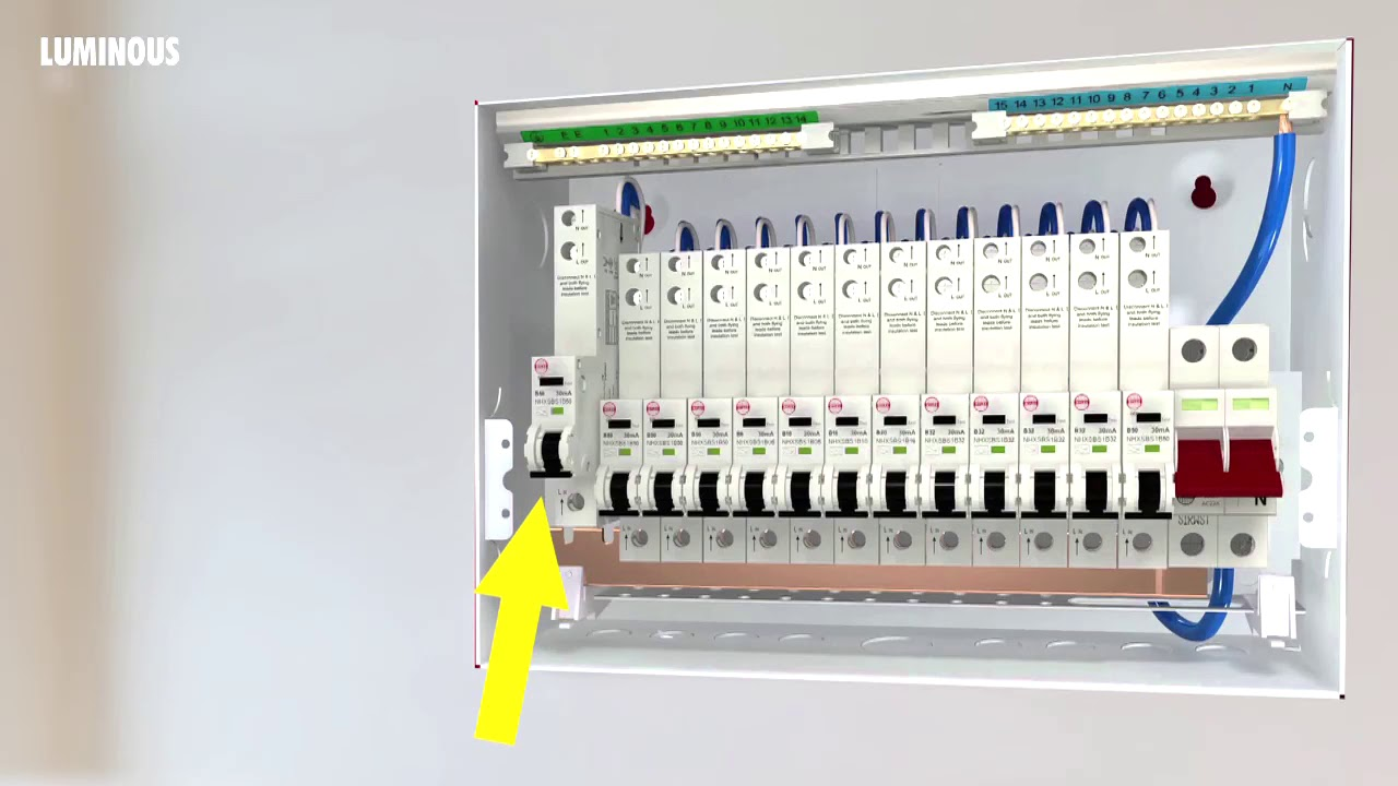 How to Install Solar NXG 1100 UPS   Inverter Installation at Home    Luminous Inverters