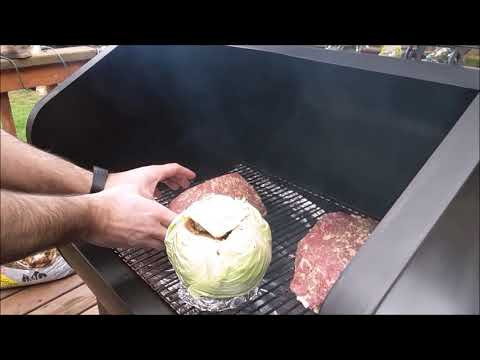 Corned Beef And Cabbage On A Pellet Grill