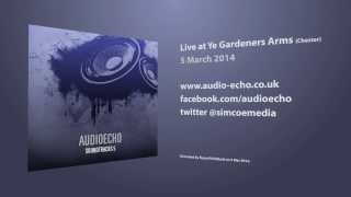 AudioEcho at Ye Gardeners Arms in Chester | Peter Simcoe and Alex Edy