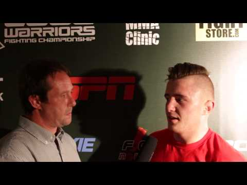 James Gallagher: Cage Warriors 70 Post Fight Interview