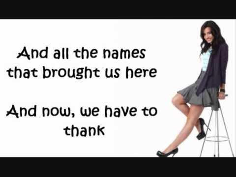 Demi Lovato - Falling Over Me (Lyrics)