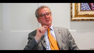 Lessons from Afghanistan with Jean d'Amécourt - Legatum Institute