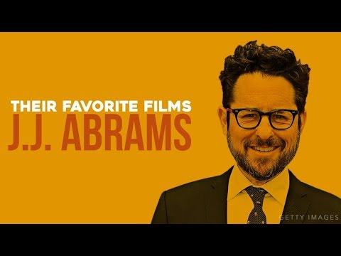 J.J. Abrams Reveals His Favorite Films