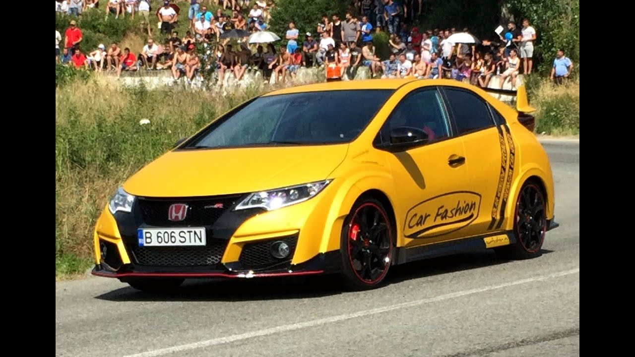 new honda civic fk2 type r forlighter at hillclimb bucovat. Black Bedroom Furniture Sets. Home Design Ideas