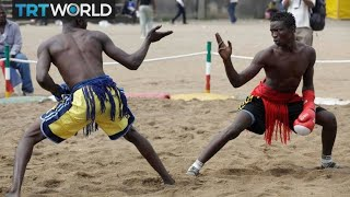 Nigerian Martial Arts: Plan to bring ancient sport to modern audience