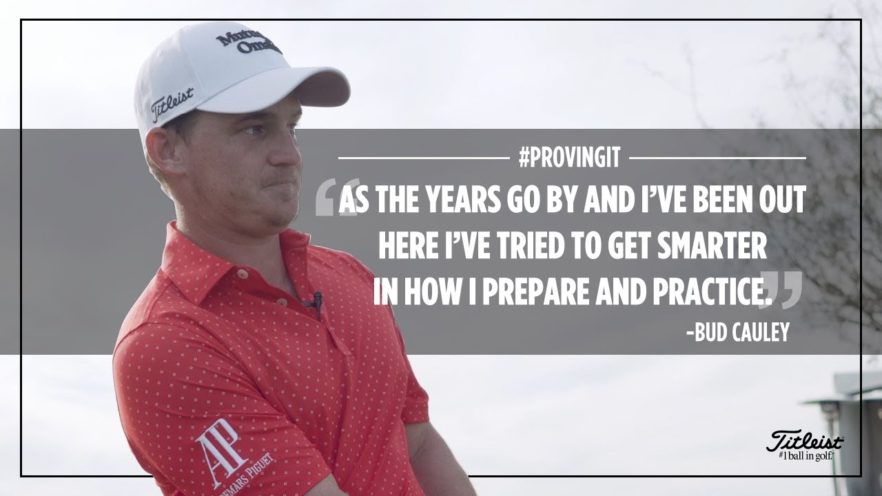 Bud Cauley - #ProvingIt