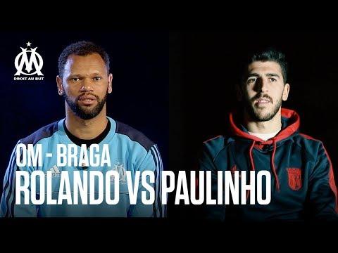 Rolando VS Paulinho | OM - BRAGA