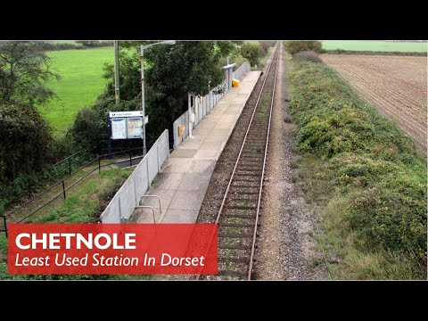 Chetnole - Least Used Station in Dorset