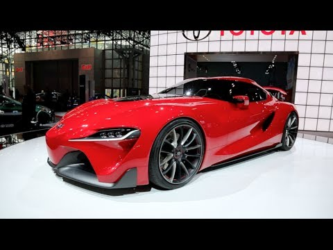 Toyota FT-1 Concept - Supra Replacement? - YouTube