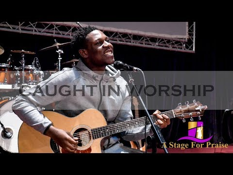 Naje Busia - Make Way For Me (Spontaneous Worship) | Caught In Worship