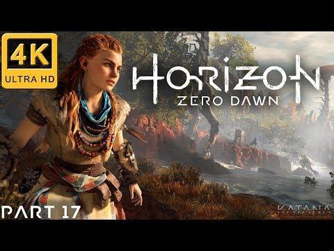 Horizon Zero Dawn Very Hard Walkthrough | Part 17 | Deep Secrets of the Earth
