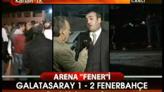 Abdurrahim Albayrak - FB Maçı sonrası açıklamaları