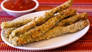 Recipes for Kids: How to Make Italian Asparagus Sticks for Children - Weelicious