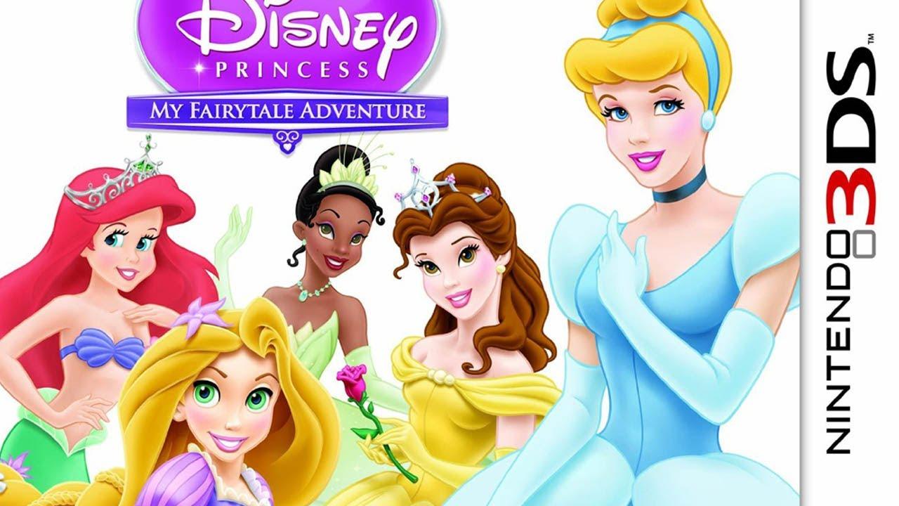 Uncategorized Disney Princess Games cgrundertow disney princess my fairytale adventure for nintendo 3ds video game review youtube