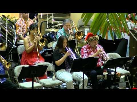 12-12-2015: Honolulu Wind Ensemble at Windward Mall