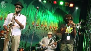 Skatalites @ Reggae Jam 2014, 01.-03.08. Bersenbrück