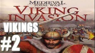 Medieval: Total War Viking Invasion - Viking Campaign #2