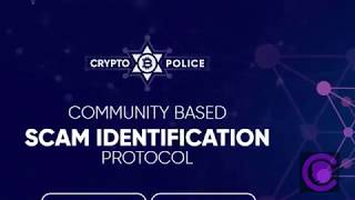 CryptoPolice ICO Reviews - Protecting the community against scam and will act as an anti-virus
