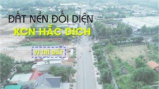 Đất nền Khu dân cư TechnoHome Phú Mỹ Trảng Cát