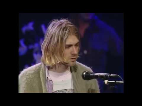 Nirvana - Plateau (MTV Unplugged Rehearsal)