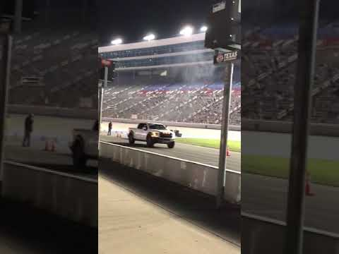 Texas Motor Speedway - Fright Night Drags 2018
