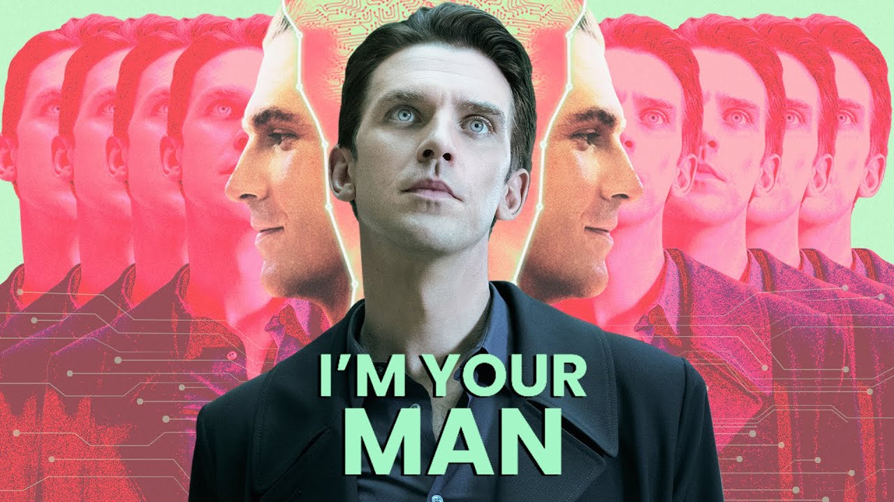 Dan Stevens on I'm Your Man and How the Film Tackles Epic Philosophical Concepts With Humor