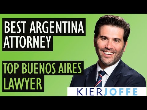 Best Argentina Attorney | Top Buenos Aires Lawyer
