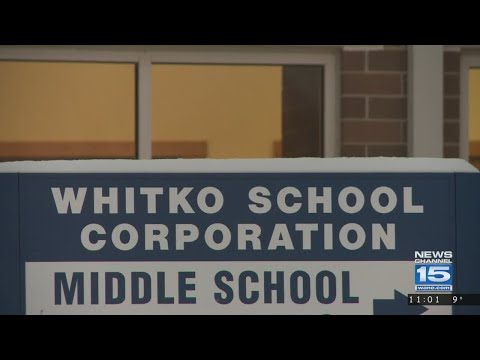 Whitko Middle School to close
