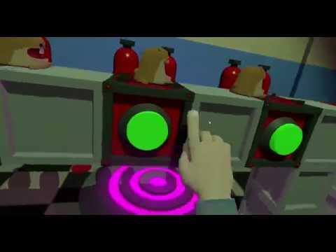 Henry The Hamster Handler VR gameplay |