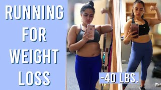 Running 2 Miles EVERY SINGLE DAY (this killed me) | WEIGHT LOSS MOTIVATION