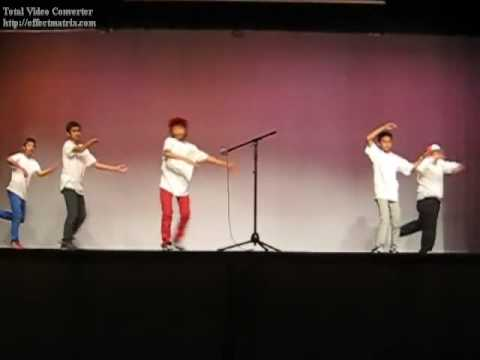 Casimir Middle School Talent Show 09 - Soreal tribute ...