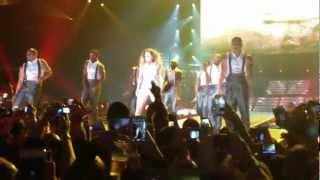 Jennifer Lopez London concert, 22. october 2012. My Love don