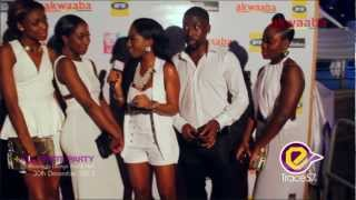 Akwaaba All White Party