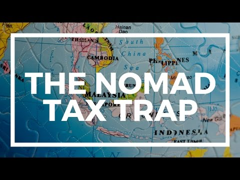 The Nomad Trap: How to legally avoid tax as a digital nomad