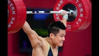 2013 World Weightlifting Championships Men