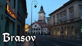 Brasov Romania BEST Place To Visit In Romania