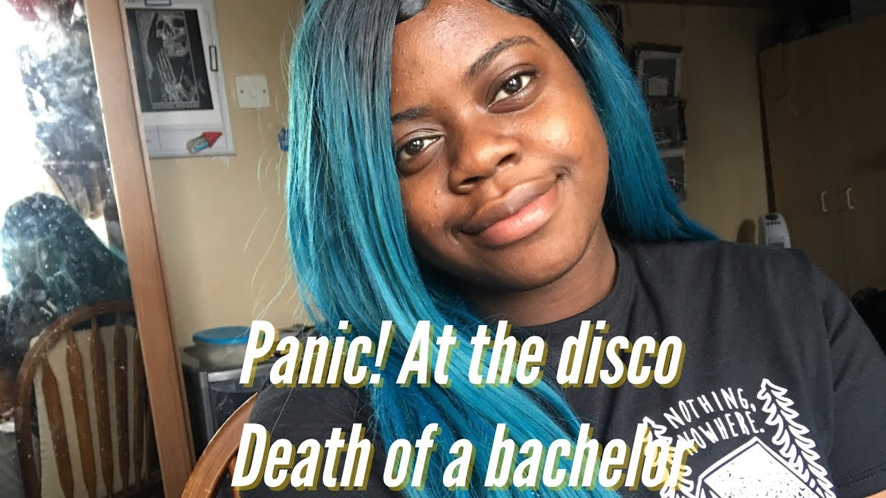 Panic! at the disco Death of a bachelor Cover