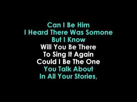 Can I Be Him karaoke James Arthur   | GOLDEN KARAOKE