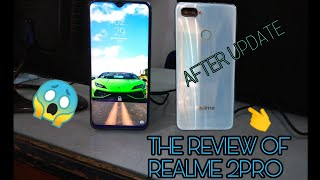 Review of Realme 2 Pro after update