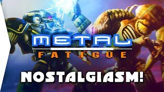 Metal Fatigue ► RTS Robot Nostalgic Gameplay from 2000 now on GOG! - [Nostalgiasm]