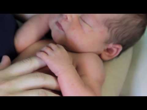 oliver's-birth-video-announcement-**never-before-seen-footage!**---5-days-old
