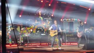 Coldplay - God Put A Smile Upon Your Face  //  Frankfurt - 30.06.2017