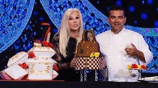 Las tortas de Buddy Valastro, el pastelero de las estrellas de Hollywood - Susana Giménez